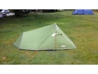 Vango nyx200 2 man small tent