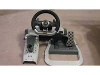 Xbox 360 Steering wheel (Official)