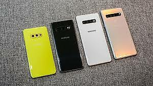 AWESOME DEALS ON SAMSUNG GALAXY S10, S10E, S10+,S9+, S9, S8