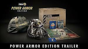 Fallout 76 Collector Edition pour PC jamais déballé