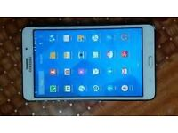TWO TABLETS SAMSUNG TAB E AND TAB 4 NOT PHONE,LAPTOP,SAMSUNG,ELECTRIC,MOBILE,CHEAP,CAMERA,BARGAIN