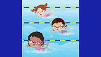In Home Swimming Lessons On Your Time And Schedule
