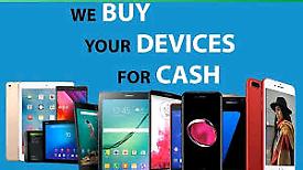 We buy phones