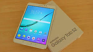 Samsung Galaxy Tab S2 Mint Condition with Box, Bearly Used