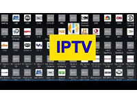 iptv overbox a3 with 12 month gift sub with HD channels nt a skybox