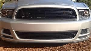 2010 to 2014 Mustang Billet Grill