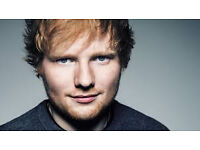Ed Sheeran - 2 x Stalls K Row 1st - Royal Albert Hall - Tue 28th March