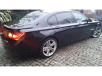 BMW 730 LD M Sport Exclusive for sale