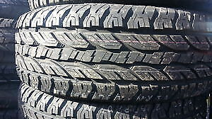 NEW! ALL TERRAIN TIRES! - LT265/70R17 - E RATED - 10 PLY
