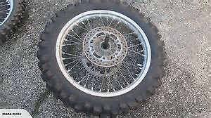 Wanted rear wheel for 1995 RMX250