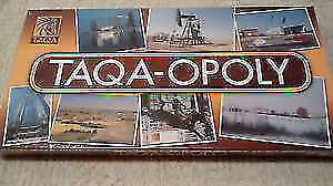 TAQA-OPOLY- BRAND NEW- UNOPENED