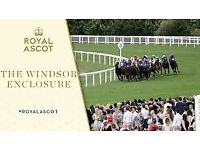 Royal Ascot - Windsor Enclosure - Saturday 23rd June