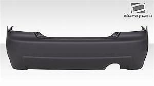 2005 Honda Civic Back Bumper 4 Sale