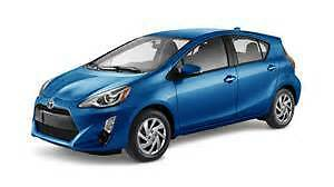 2012 - 2014 Prius C, head lights, hood and bumpers.  pruis  v