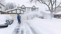 Resident snow removal