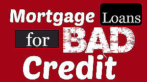 1st and 2nd  Mortgages  ( Home Equity Loans) for Bad Credit