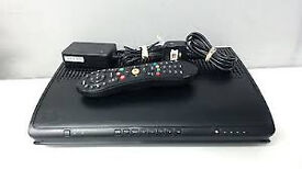 Virgin Cisco Tivo CT8620 500gb Box & Hub2, Remote & All Adapter Cables