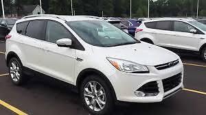 2016 Ford Escape Titanium SUV, Crossover