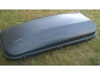 Quest 320l Roof Box Black