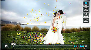 Love Story Wedding Videography - Valentines Day Discounts!