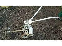 rotavator elopment tools 4 stroke gardning