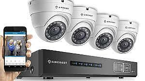 Security Cameras - PROFESSIONALLY INSTALLED