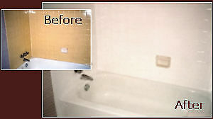 Bathtub Reglazing / Refinishing Kitchener / Waterloo Kitchener Area image 1