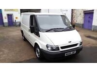 **FOR BREAKING** 2006 FORD TRANSIT 2.0 D