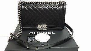 Chanel Boy  Handbags   Purses  9cfb62b0692dd