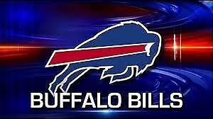 Buffalo Bills vs New England Patriots - In The Action - Row 1