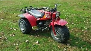Honda 125m kids size 3 wheelers