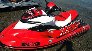 2007 RXP SEADOO 155HP WITH TRAILER