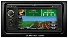 Genuine Toyota Navigation Sterio Radio Head Unit GPS Northfield Port Adelaide Area Preview