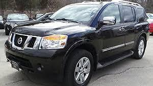 2011 Nissan Armada Platinum SUV, Crossover