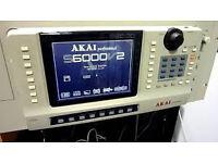 AKAI S6000 Vintage Sampler V2
