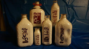 WANTED - Valley City Dairy Milk Bottles