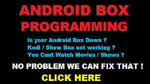 Do you have wifi ? Watch android tv from home or away