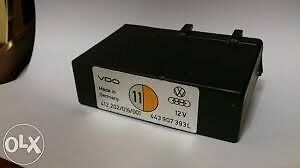 brand new genuine control unit for idling speed for Audi & vw