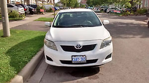 2010 Toyota Corolla Sedan GREAT CONDITION