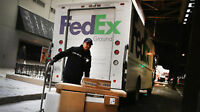 Waterloo Region - FedExCourier Full Time Monday to Friday