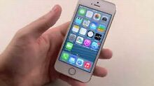Iphone 5s 64gb gold Clyde Parramatta Area Preview