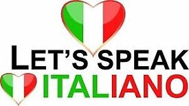 ITALIAN lessons from Native Speaker