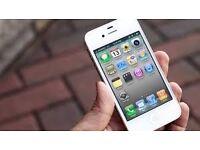 IPHONE 4, 16GB, UNLOCKED