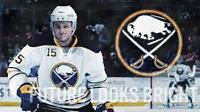 Buffalo Sabres Tickets-Row 1 Upper Bowl-Several Games Listed