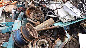 Free scrap metal and electronic for pick up