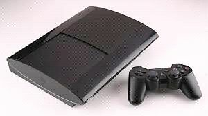 PS3 with Games (7)