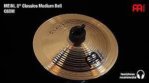 "MEINL 8 "" Classics Medium Bell"