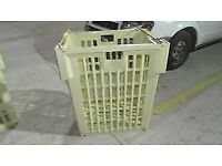 BRAND NEW LINPAC ALLIBERT STORAGE CRATE BOX PLASTIC HEAVY DUTY CARRY STACKABLE
