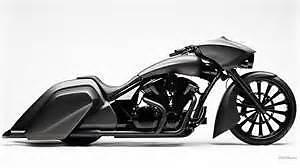 Stretched out Custom Concept Bike - Slammer Bagger