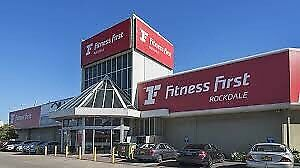 Fitness First Rockdale Membership